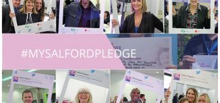 My Salford Pledge #MySalfordPledge