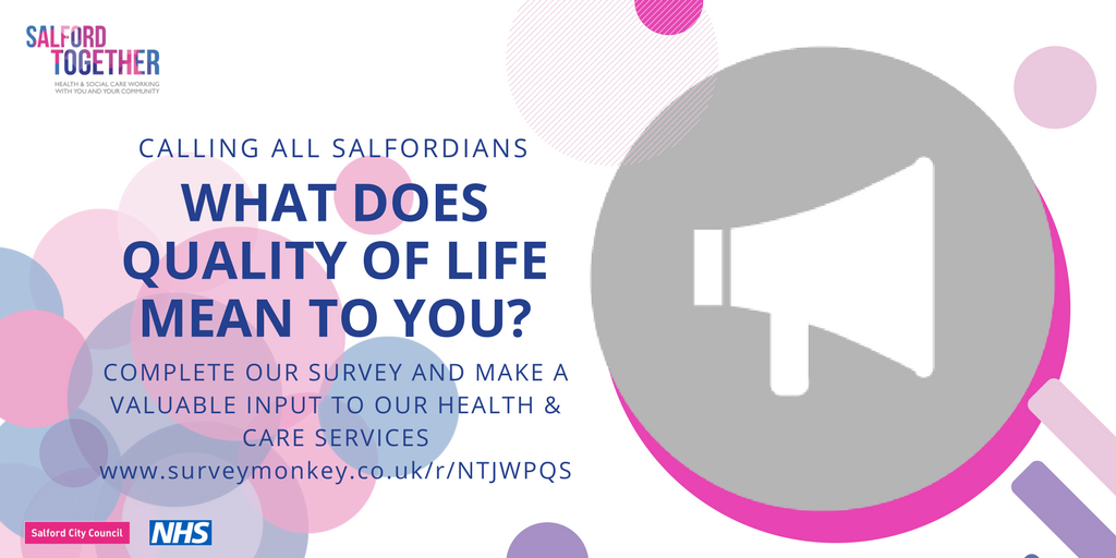 Salford Together quality of life